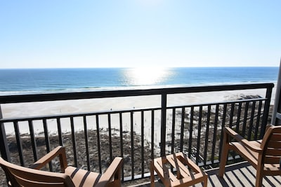 Shell Island 807 Oceanfront Balcony