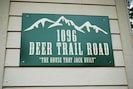Welcome to Deer Trail