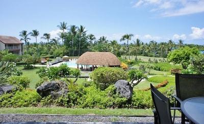 Tropical Ocean Views from Lanai