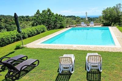 Garden, Pool
