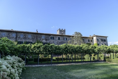 Eigentum, Gebäude, Estate, Baum, Haus, Villa, Die Architektur, Garten, Palast, Himmel