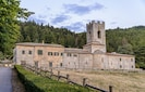 Gebäude, Kirche, Die Architektur, Baum, Himmel, Mittelalterliche Architektur, Ländliches Gebiet, Historische Seite, Kloster, Landschaft