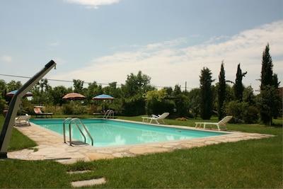 Podere Viti, Castiglion Fiorentino, Toscane, Italie