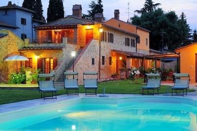Eigentum, Zuhause, Haus, Gebäude, Schwimmbad, Estate, Grundeigentum, Villa, Villa, Resort