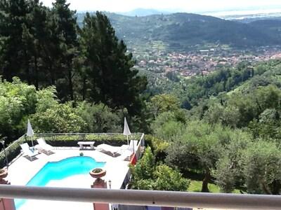 Eigentum, Schwimmbad, Bergstation, Freizeit, Berg, Urlaub, Haus, Tourismus