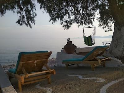 Pefkos, Samos, North Aegean Islands, Greece