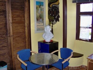 Seating accommodation