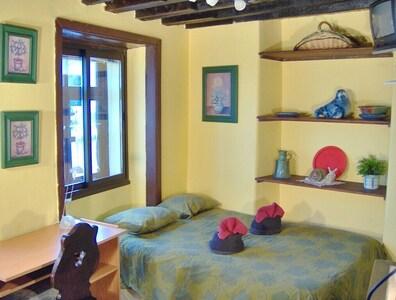 Apartamentos Monasterio de San Antonio, studio for young people