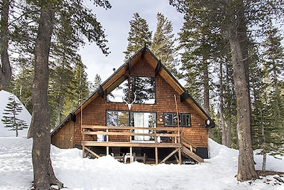 Mammoth Mountain Chalets, Mammoth Lakes, California, United States of America