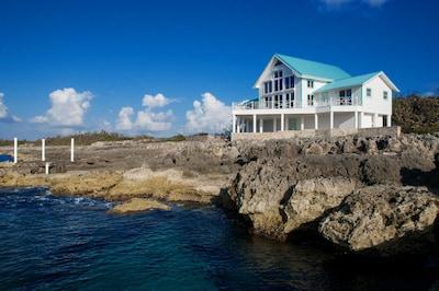 Fisheye Fantasy (site de plongée), Little Cayman, Iles Caïmans