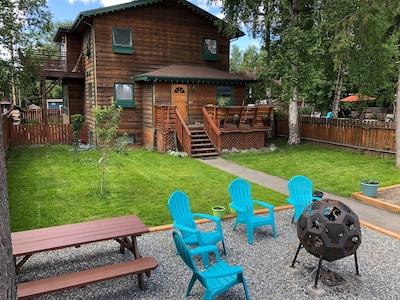 Campbell Creek Greenbelt Park, Anchorage, Alaska, United States of America