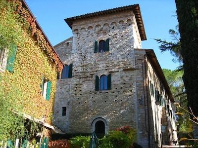 Capocavallo, Corciano, Umbria, Italy