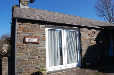 With the beach 700m away, Pencraig is a real holiday home