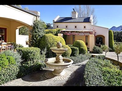 Deetlefs Wine Estate, Western Cape, South Africa