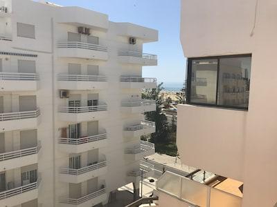 Apartamento T1 - 4 pax - Frente a la playa