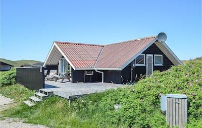 Bjerregård Strand, Hvide Sande, Midtjylland, Denmark