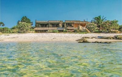 Strand Liscia Ruja, Arzachena, Sardinien, Italien
