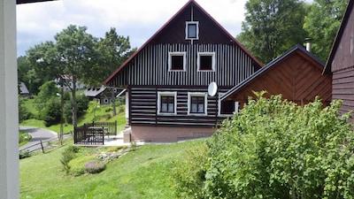 Jestřábí v Krkonoších, Liberec (région), République tchèque