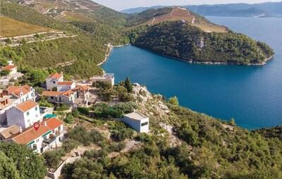 Dalmatie du Sud, Comitat de Dubrovnik-Neretva, Croatie