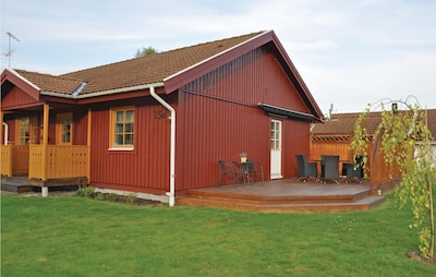 Amals Ski Center, Amal, Vastra Gotaland County, Sweden