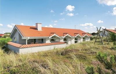 Strand von Klitmøller, Thisted, Nordjylland, Dänemark