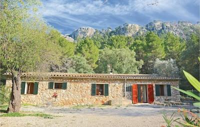 Cala d'Estellencs, Estellencs, Balearic Islands, Spain