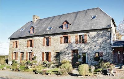 Maupertuis, Manche, Frankreich