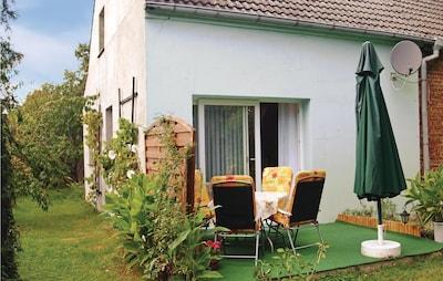Hammelspring, Templin, Brandenburg -regio, Duitsland