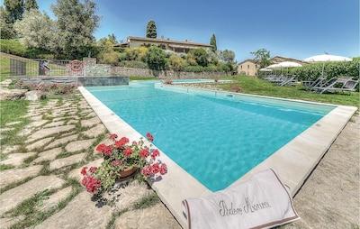 Villa da Filicaja, Montaione, Tuscany, Italy