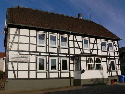 Gare de Schöppenstedt, Schöppenstedt, Basse-Saxe, Allemagne