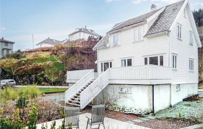 Langfossen, Etne, Vestland, Norway