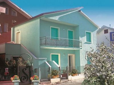 Oltremare, Riccione, Emilie-Romagne, Italie