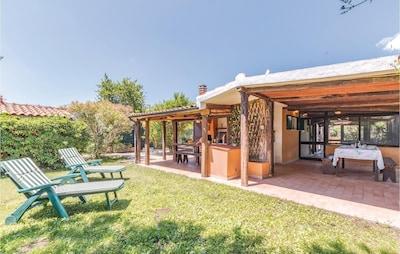 Santa Liberata, Orbetello, Toskana, Italien
