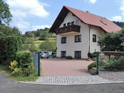 Kurort Brotterode, Brotterode-Trusetal, Thüringen, Deutschland