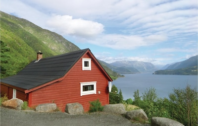 Lofthus Church, Ullensvang, Vestland, Norway