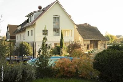 Ferienhaus in ruhiger Lage mit Blick auf den Kaiserstuhl