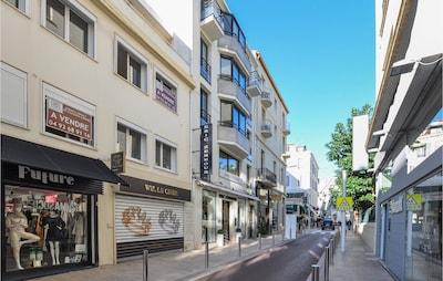 Centre-ville de Cannes, Cannes, Alpes-Maritimes, France