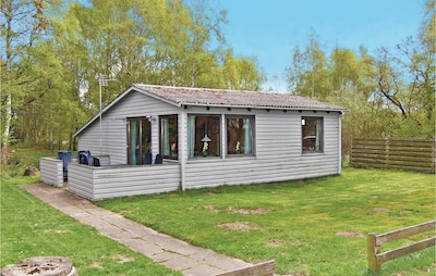 Commune de Skanderborg, Jutland central, Danemark