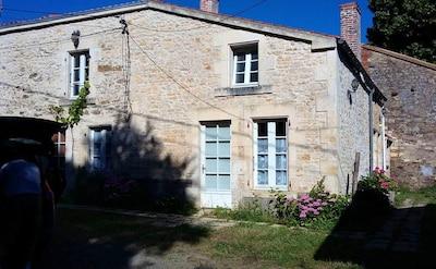 La Caillère-Saint-Hilaire, Vendée (département), France