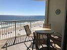 Balcony, Gulf Front
