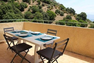 Zitadelle von Ajaccio, Ajaccio, Corse-du-Sud, Frankreich
