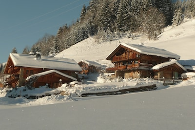 Ferme du Villard et Alpage du Villard