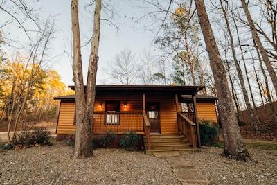Wisteria Cabin