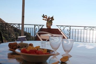Casa Turi e Ninì: spectacular view