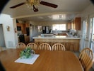 Dinning Room,  Kitchen. See updated Dinning Room Seating.
