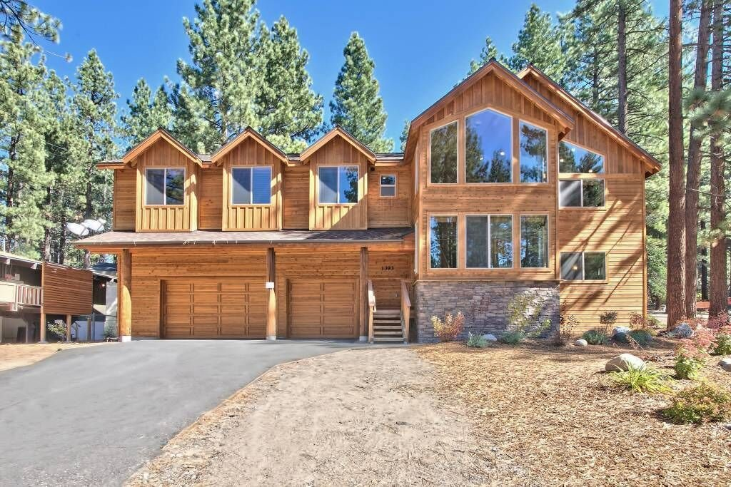 Luxury And Location 6 Bedrooms Theater Pool Table Hot Tub Spacious Decks South Lake Tahoe