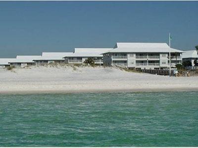 Beach view of Beachside Villas 511 - Condo with an Ocean View