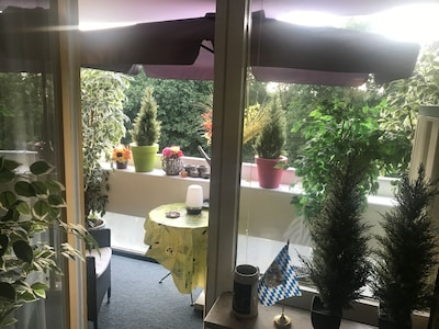 A solo 20 minutos de munich centrum: The Superbude en Munich - Negocios y vacaciones