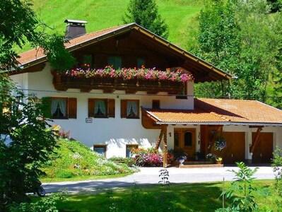 Gaicht, Weissenbach am Lech, Tyrol, Austria