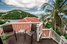 View from the Front Deck looking towards St. Croix